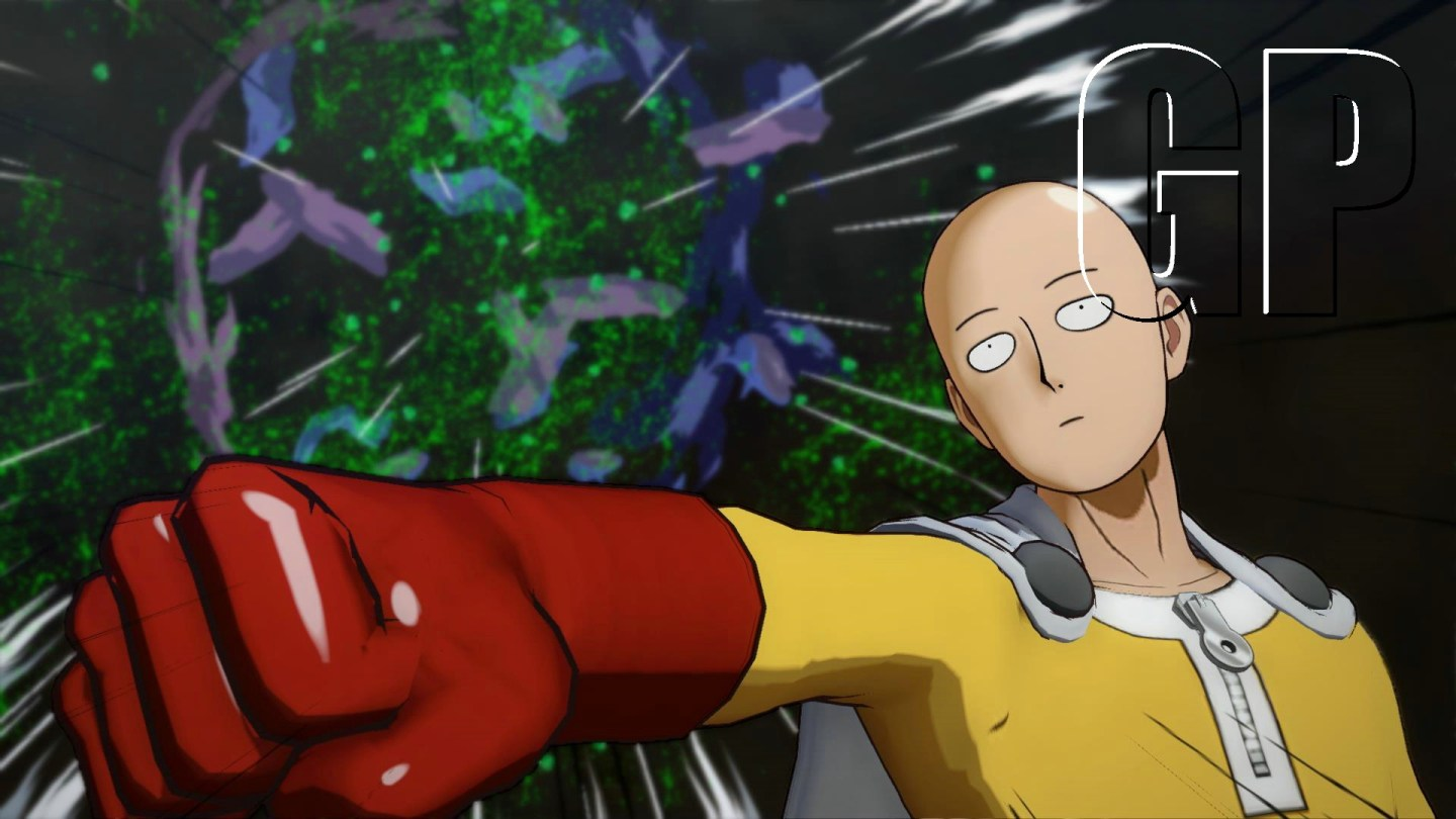 One Punch Man comes out in Feb. 2020