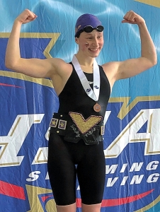 Lakeside's Isabelle Jones garnered two bronze medals at the Class 6A State Championships.