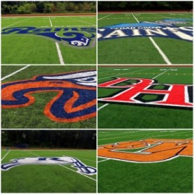 Arabia Mountain, Cedar Grove, Columbia, Redan and Columbia High Schools have new turf fields and tracks along with Druid Hills Middle and McNair Middle. (Photos by Mark Brock)