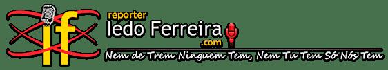 Reporter Iedo Ferreira