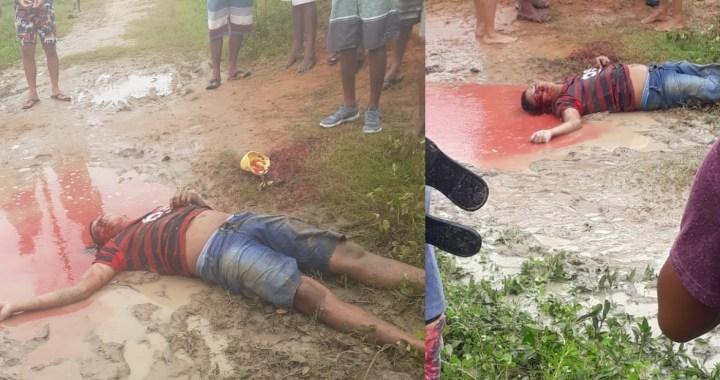 Assassinato em Lucena