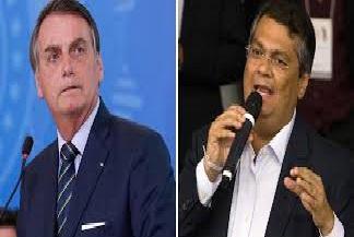 Bolsonaro e governador Maranhão.