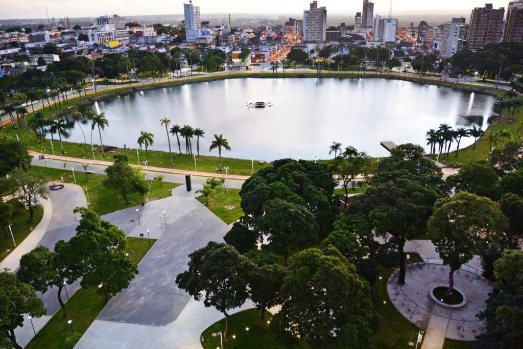 Juliana Santos - Parque da Lagoa