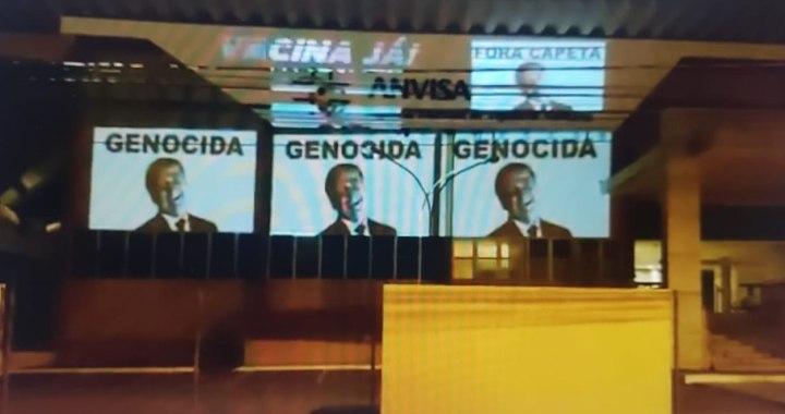 Bolsonaro na mira
