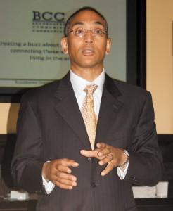 DeKalb County CEO  Burrell Ellis