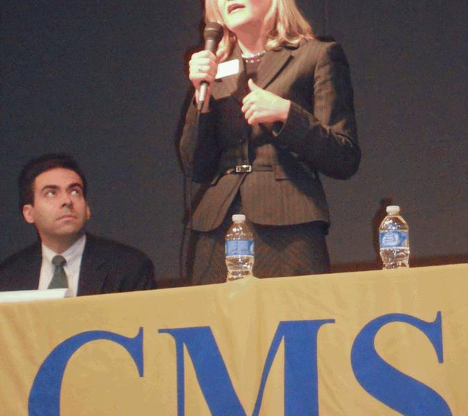 District 81 Rep. Elena Parent