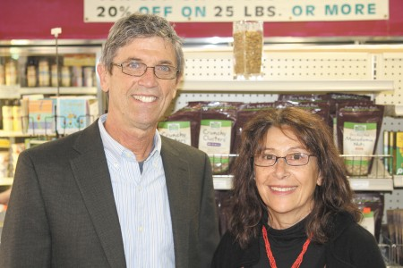 Mark and Soodi Kick opened their health food store in 1980 and have expanded their lines of business, playing to their strengths with 'a higher ratio of employee attention' to their customers' concerns.