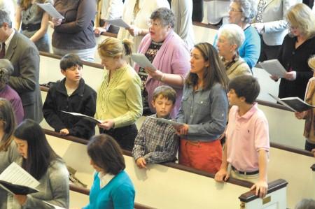 Peachtree Presbyterian Church - 2