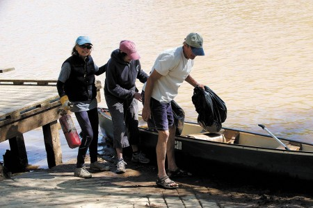 SS- River Cleanup - 2