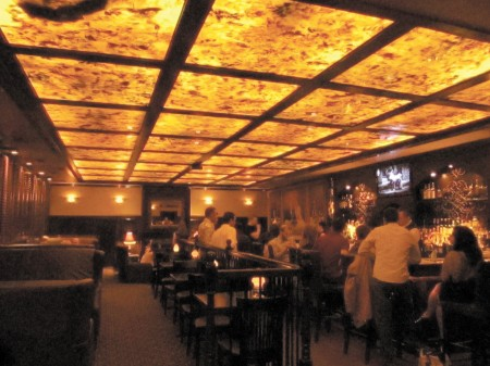 Prohibition, a cigar bar located in the East Andrews District, specializes in craft cocktails and draws a more mature crowd.
