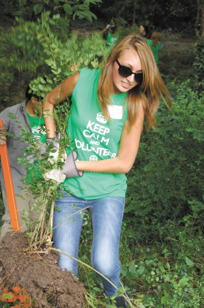 brookhaven park cleanup - 0952