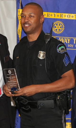 Sgt. Ron Momon, Police Officer Supervisor of the Year