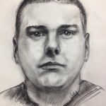 A sketch of the Dec. 14 suspect.