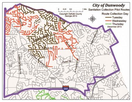 Trash-dunwoody