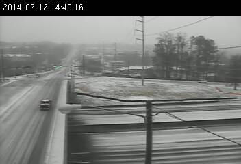 Rowell Road at I-285.