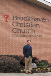 "Greg Chevalier will coordinate Brookhaven Christian Church's ""blessing bags"" event."