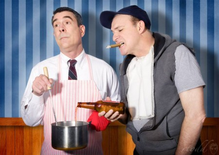 """Dunwoody's Stage Door Players conclude their 40th anniversary season this month with Neil Simon's comedy """"The Odd Couple."""""""
