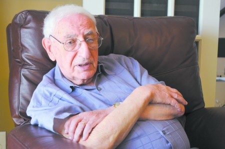 Henry Birnbrey recalls being a Jewish youngster in Germany.