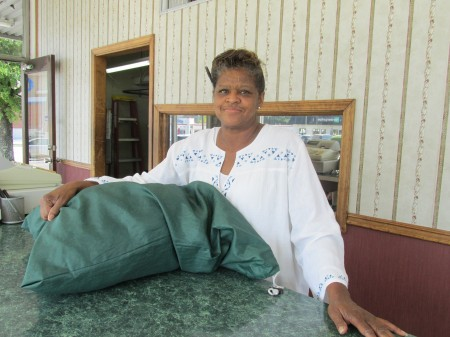 Marilyn Bryant, Master Kleen's manager for 18 years, will be out of a job on  Aug. 29, when the store closes for good.
