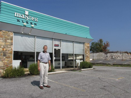 Will Smith, Master Kleen's owner, is shutting the Roswell and Mount Vernon roads location after 46 years. Sandy Springs is taking his property through eminent domain for the city center project.