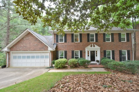 $494,800 5549 Martina Way Neighborhood: Withmere 4 bedrooms, 3 ½ baths 2,850 square feet Year built: 1977 Extras: swimming pool, built-in bar in recreation room, screened porch