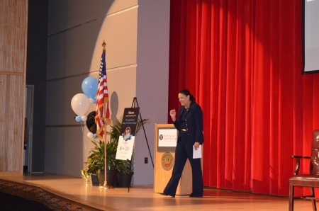 """Dr. Meria Carstarphen delivered her first """"State of the Schools"""" address on Sept. 9."""