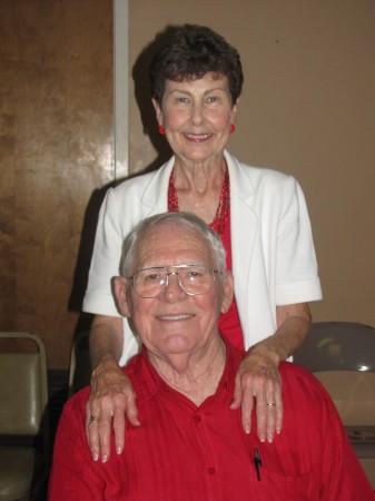 Sue and Bill Cameron