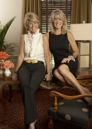 """Twins Leisha Murphy, left, and Lisa Lyngos, owners of Single Atlanta, a matchmaking company in Sandy Springs, say clients come to them for the """"personal service."""""""