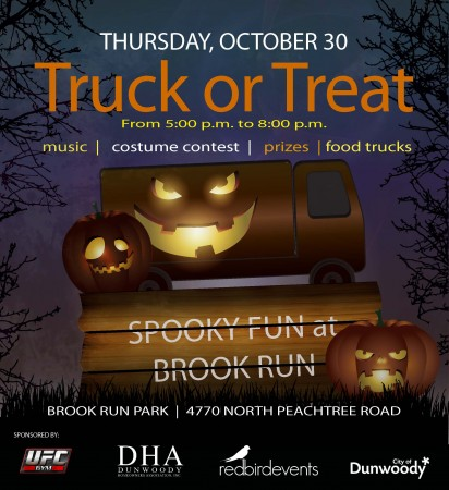 Truck or Treat Poster