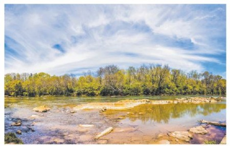 The Chattahoochee Riverkeeper organization was formed in 1994 to help protect the river. Photo by Erik Voss