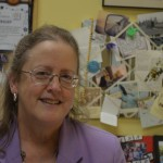Sue VerHoef heads the Oral History Project for the Kenan Research Center, part of the Atlanta History Center.