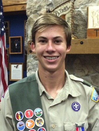 William Lee Eagle Scout