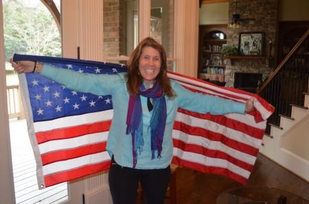Laura Frank Barnard ran seven 26.2-mile races across the globe.