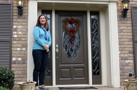 Tracy Ellet targeted the North Springs neighborhood when house hunting, so her children could remain connected to friends