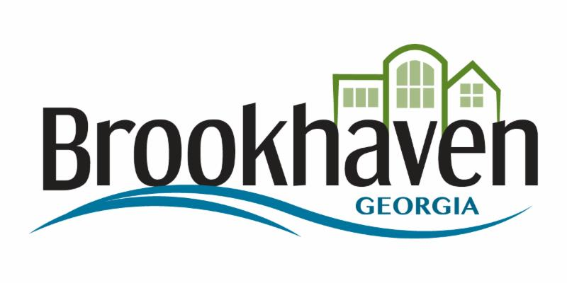 Logo for the city of Brookhaven