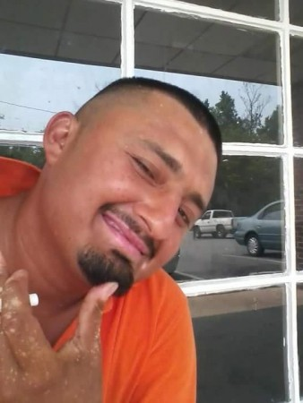 Juan Aviilez Dominguez, 31, is wanted for murder by Sandy Springs police.