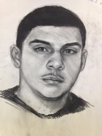 Cedar Run Suspect Sketch