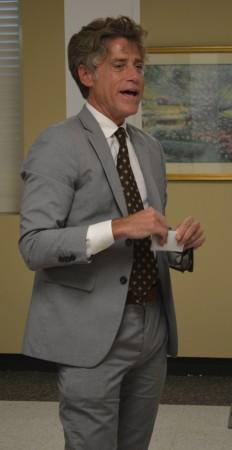 Atlanta Planning Commissioner Tim Keane