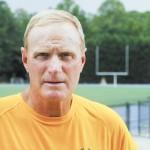 Marist Varsity Head Coach Alan Chadwick.