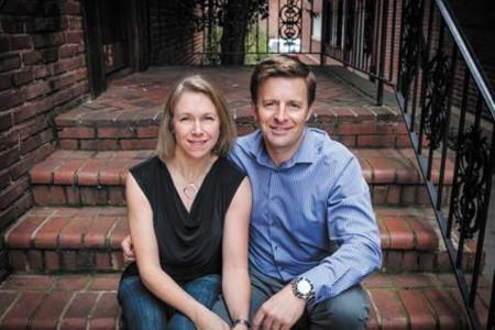 REAP co-founders Jen and Jeremy Rhett.