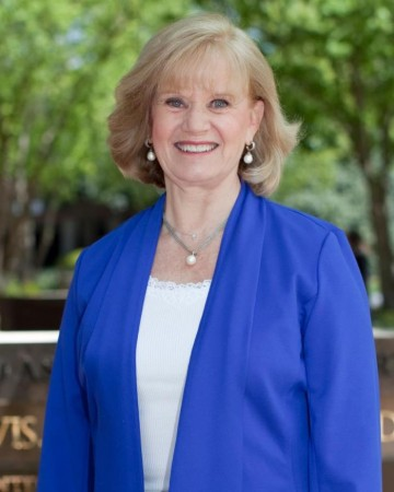 Mayor Rebecca Chase Williams.