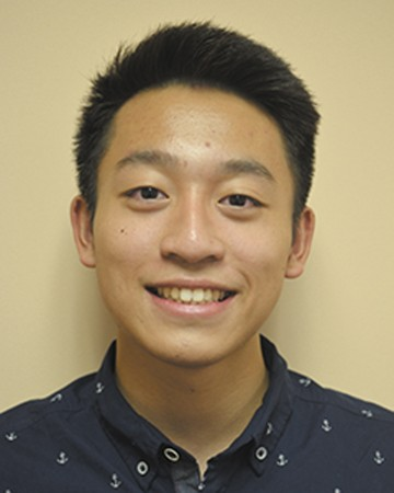 """My favorite subject in school would have to be literature. Generally, literature classes give people more insight into many different pieces of texts. Usually, intricate analyses interest me, so I like to learn more. It's the thought-pricking aspect of it that attracts me."" Ricky Cao Dunwoody High School"