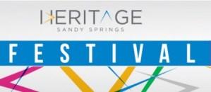 sandy springs festival logo
