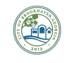 The official Brookhaven city seal.