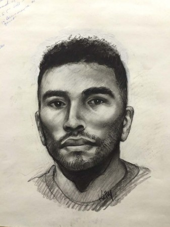 Brookhaven police seek a person of interest after a man was shot and killed outside an apartment complex on Buford Highway.