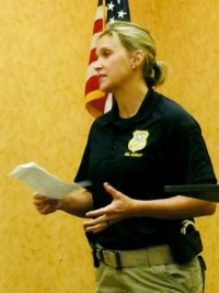 GBI Special Agent Renea Green says many young girls run away from abusive situations.