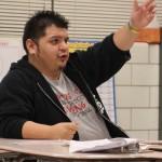 Jose Mendez has two nieces at Cross Keys High School.