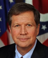 Ohio Gov. John Kasich, one of the Republican candidates for president.