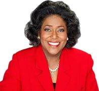 Ingrid Saunders Jones, chair of the National Council of Negro Women.