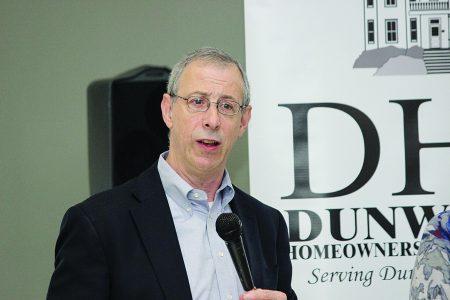 DHA President Robert Wittenstein. (Photo Dyana Bagby)